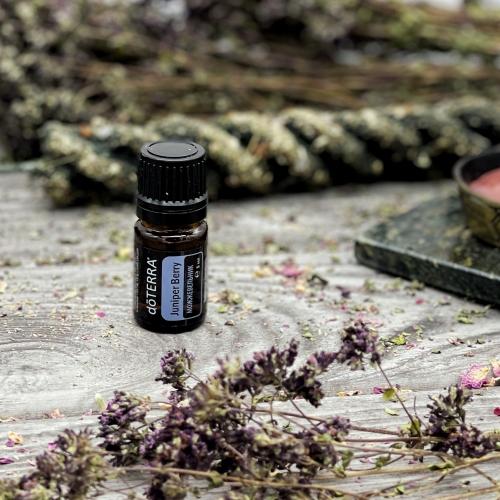 Эфирное масло можжевельника от doTERRA