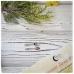 Денежный амулет ложка-загребушка с цитрином