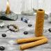 Рунические золотые свечи для денег