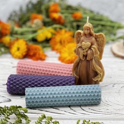 Набор восковых свечей для улучшения сна, защиты, помощи в обучении и эмоционального баланса