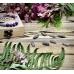 """Женский браслет """"Магия любви"""" с серебряной космической Дзи, фосфодеритом, лепидолитом, розовым кварцем и родонитом"""